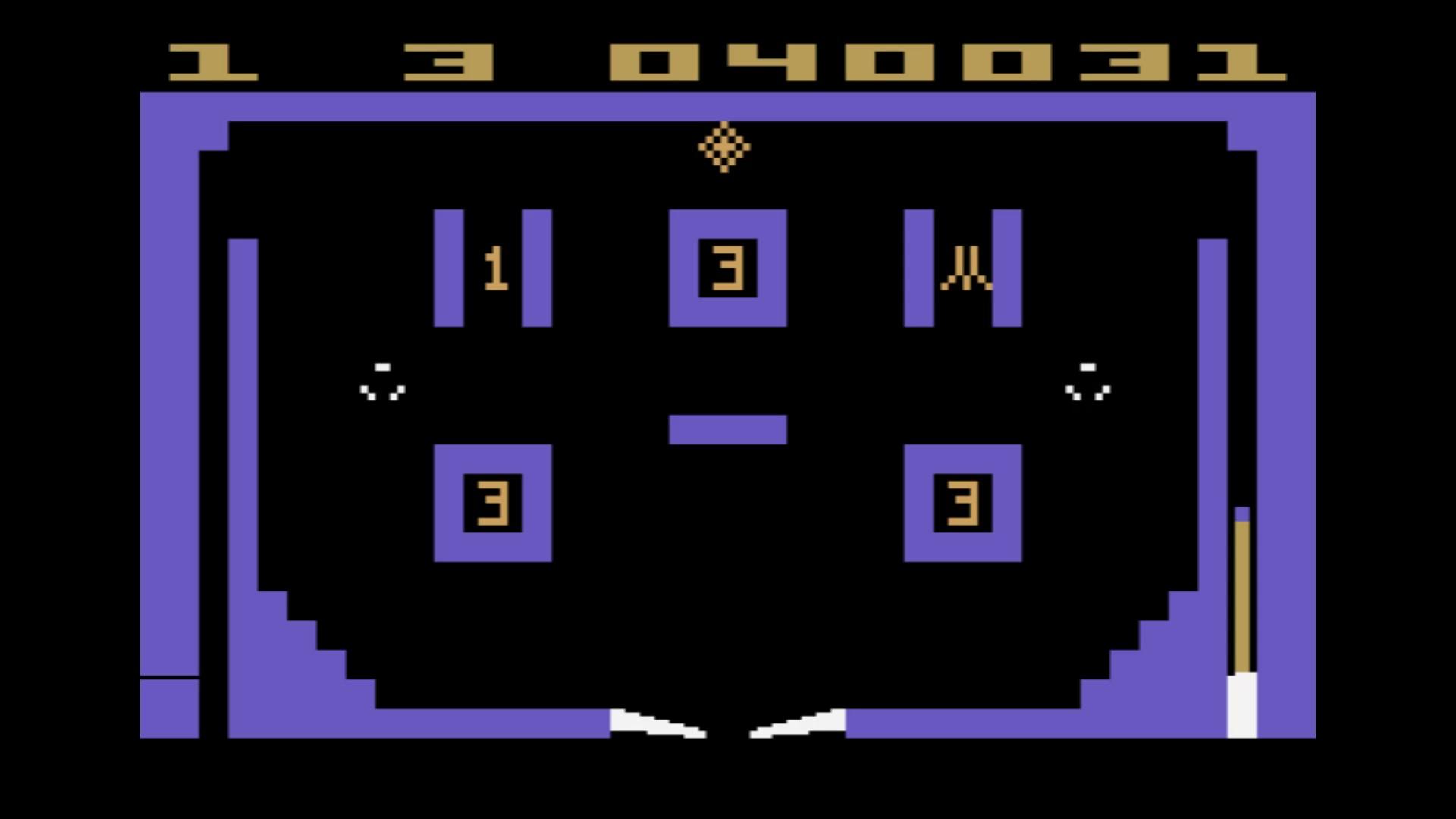 AkinNahtanoj: Video Pinball (Atari 2600 Emulated Novice/B Mode) 40,031 points on 2020-08-10 15:14:14