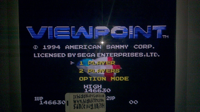 Viewpoint 146,630 points