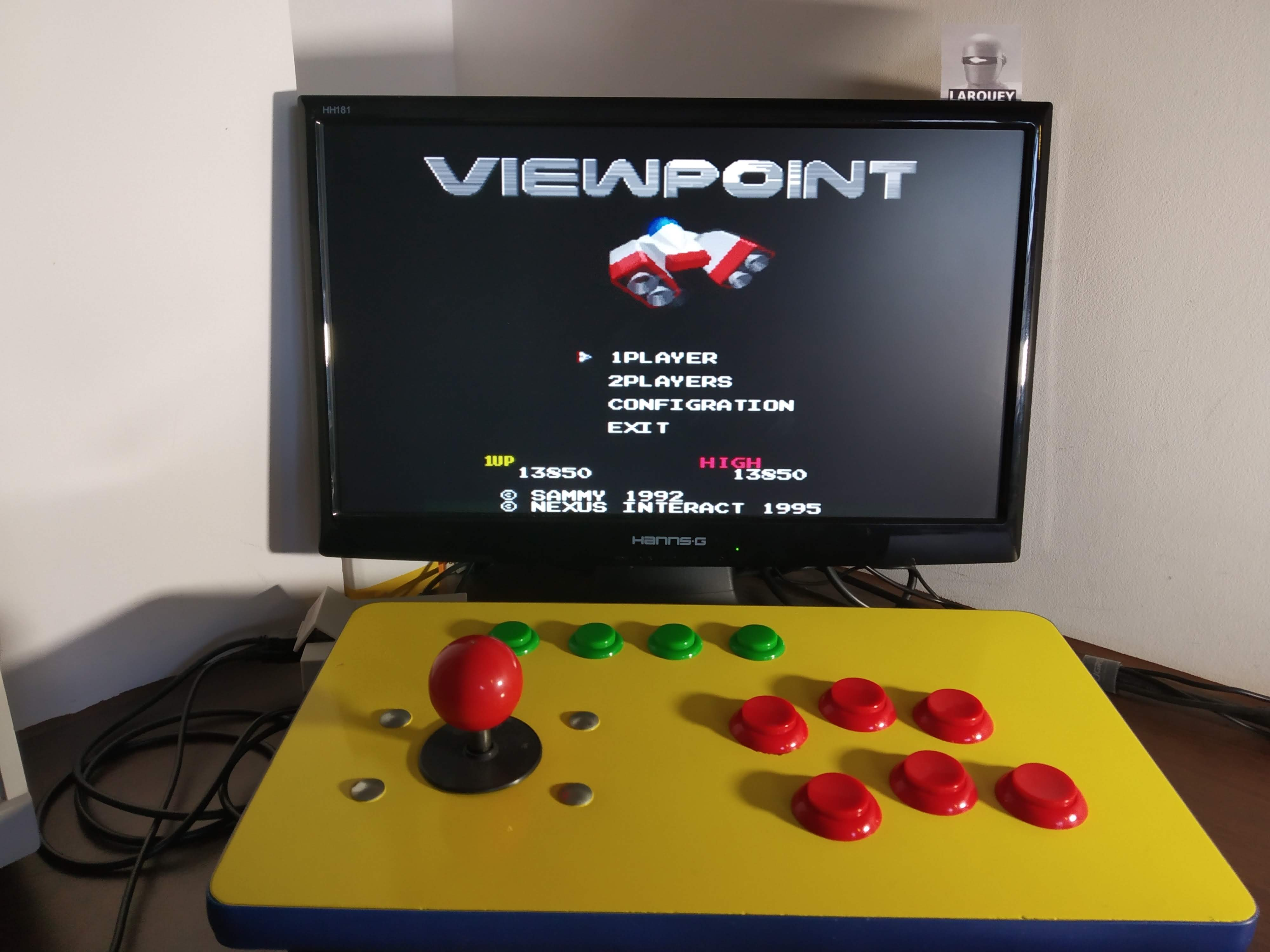 Viewpoint 13,850 points