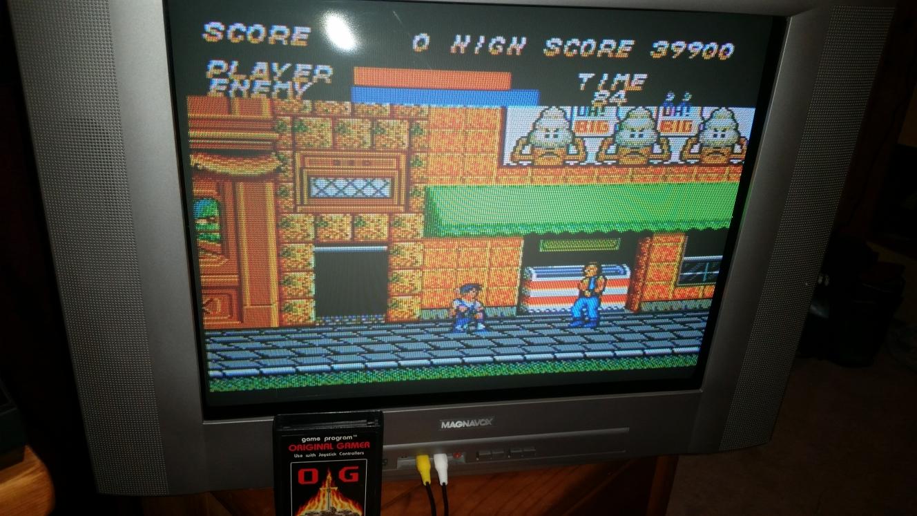 OriginalGamer: Vigilante (Sega Master System) 39,900 points on 2016-04-30 15:14:50