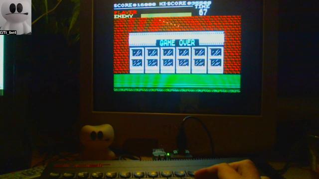 GTibel: Vigilante (ZX Spectrum) 16,000 points on 2018-01-08 10:32:55