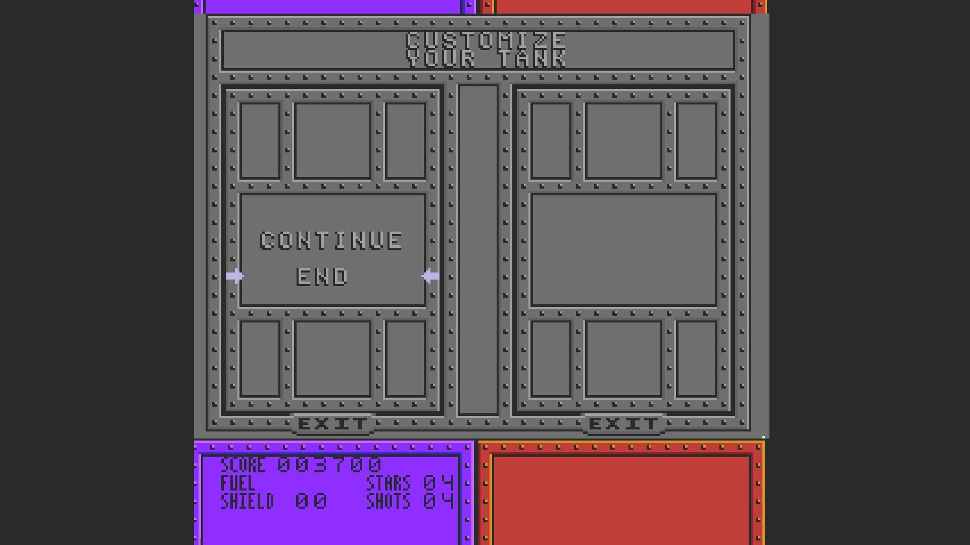 AkinNahtanoj: Vindicators (NES/Famicom Emulated) 3,700 points on 2020-10-15 11:29:27
