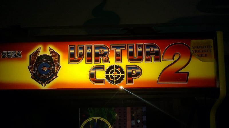 Virtua Cop 2 448,717 points