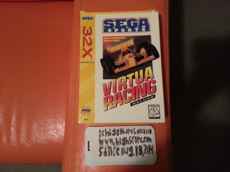 Virtua Racing Deluxe [Sega 32X]: Time Attack: Bay Bridge [15
