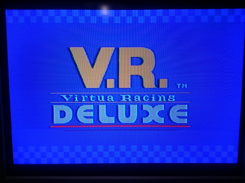 Virtua Racing Deluxe [Sega 32X]: Time Attack: Highland [10 Laps] time of 0:06:53.902