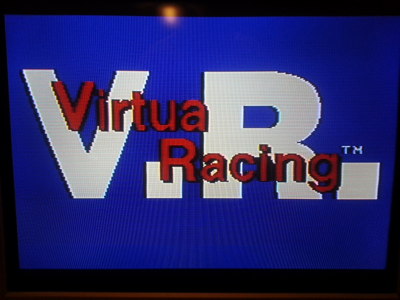 Virtua Racing: Free Run: Big Forest [5 Laps] time of 0:03:24.26