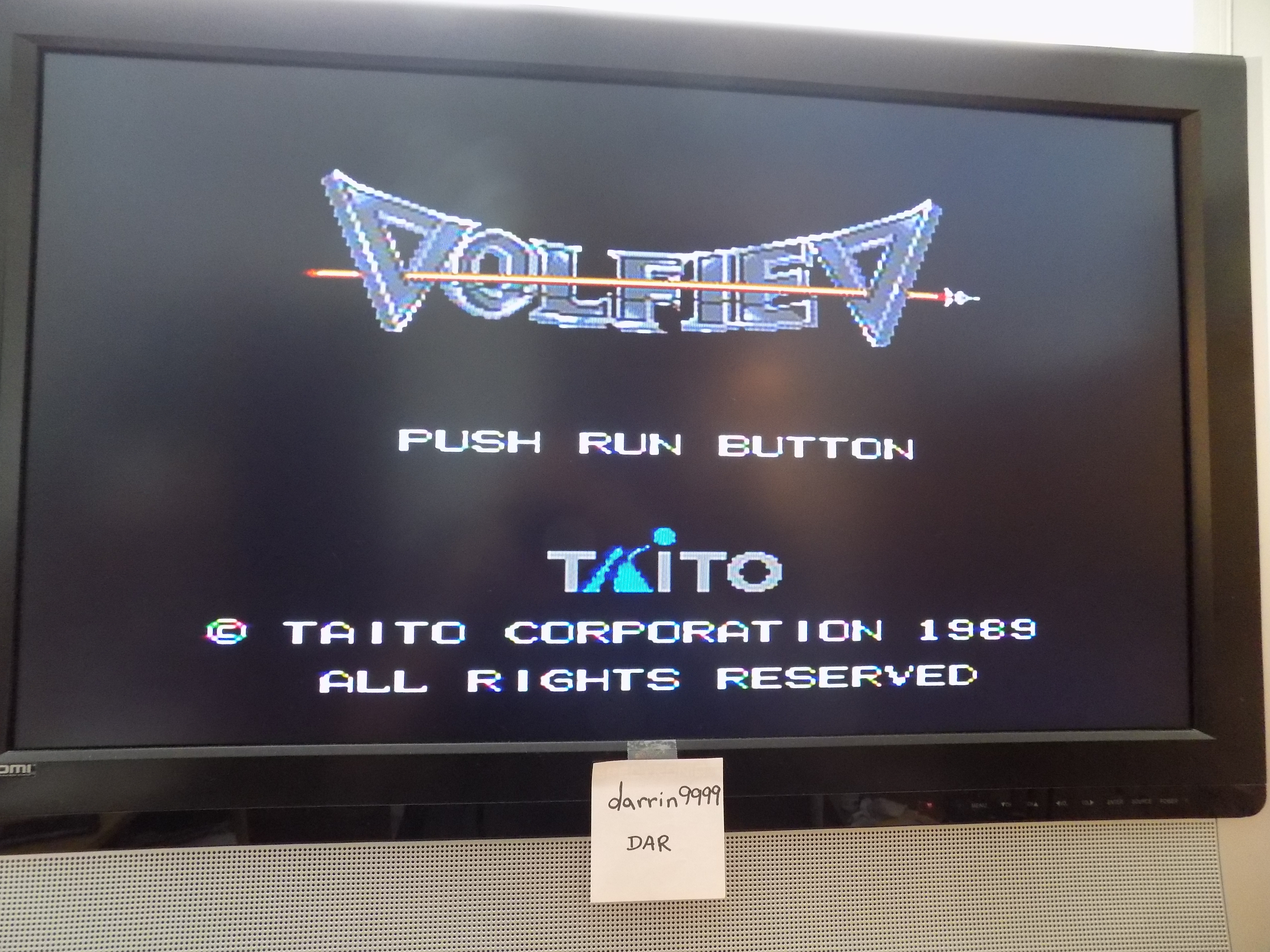 darrin9999: Volfied (TurboGrafx-16/PC Engine) 177,560 points on 2018-01-02 12:19:49