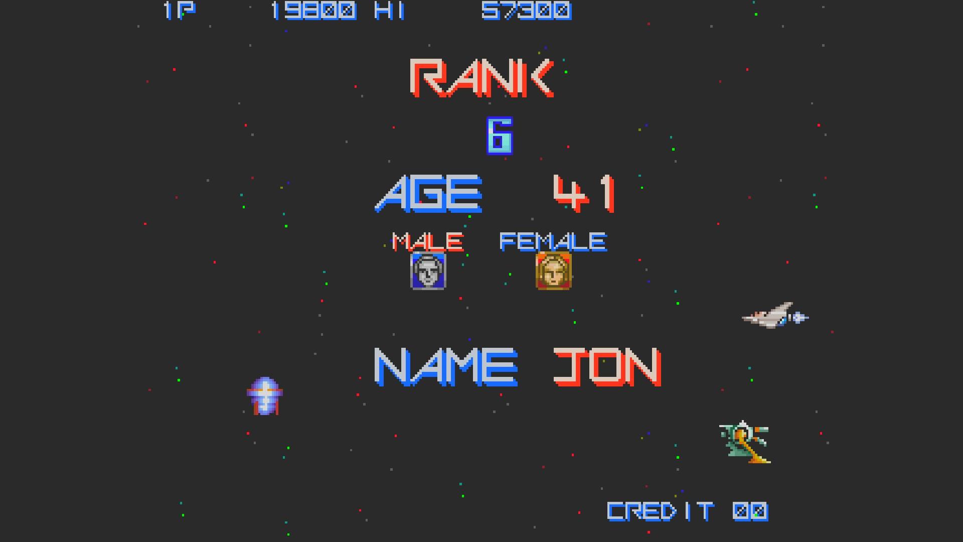 AkinNahtanoj: Vulcan Venture [vulcan] (Arcade Emulated / M.A.M.E.) 19,800 points on 2020-12-27 11:05:00