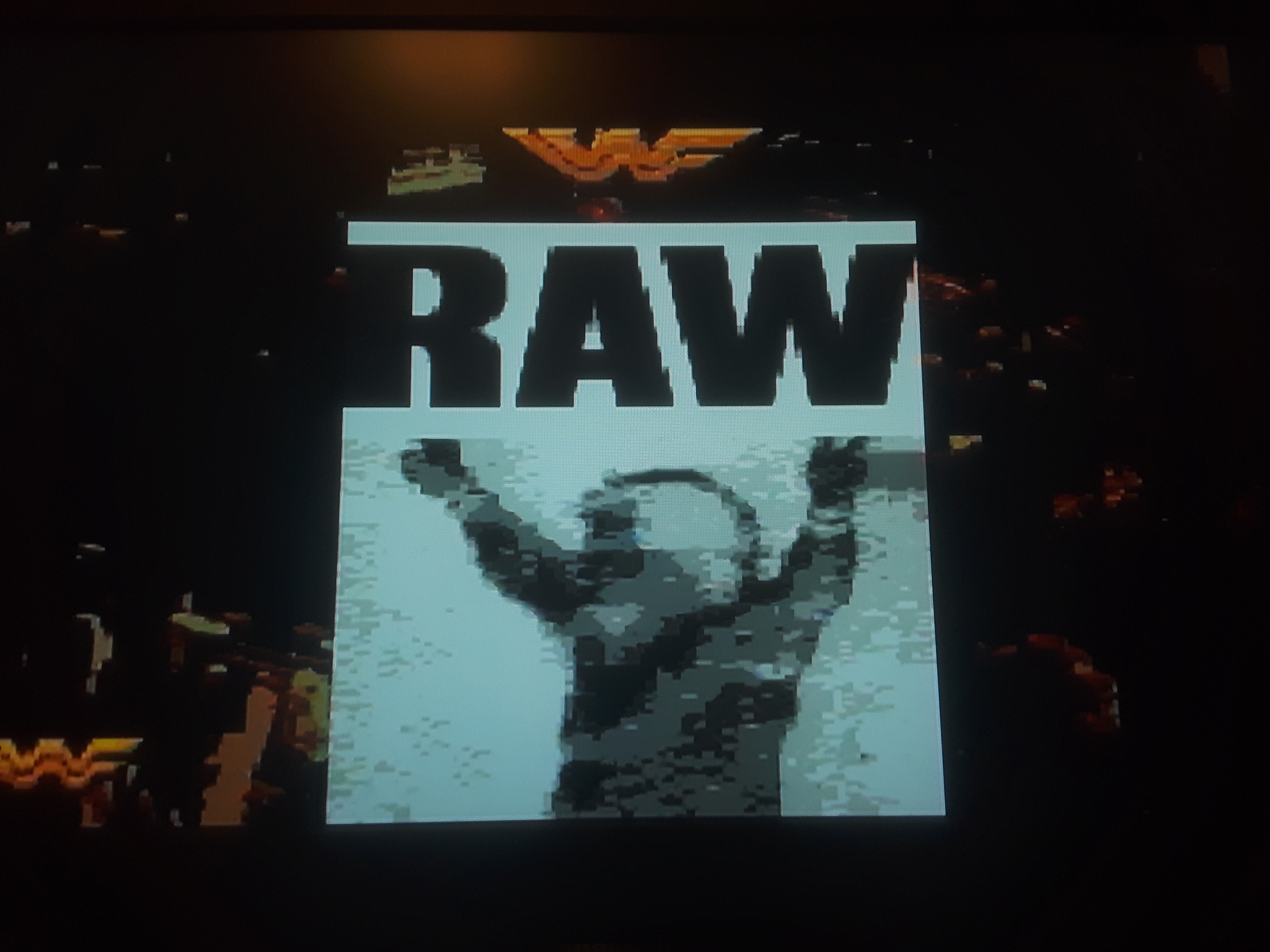 WWF Raw [Royal Rumble] [Longest Time in the Royal Rumble] time of 0:13:53