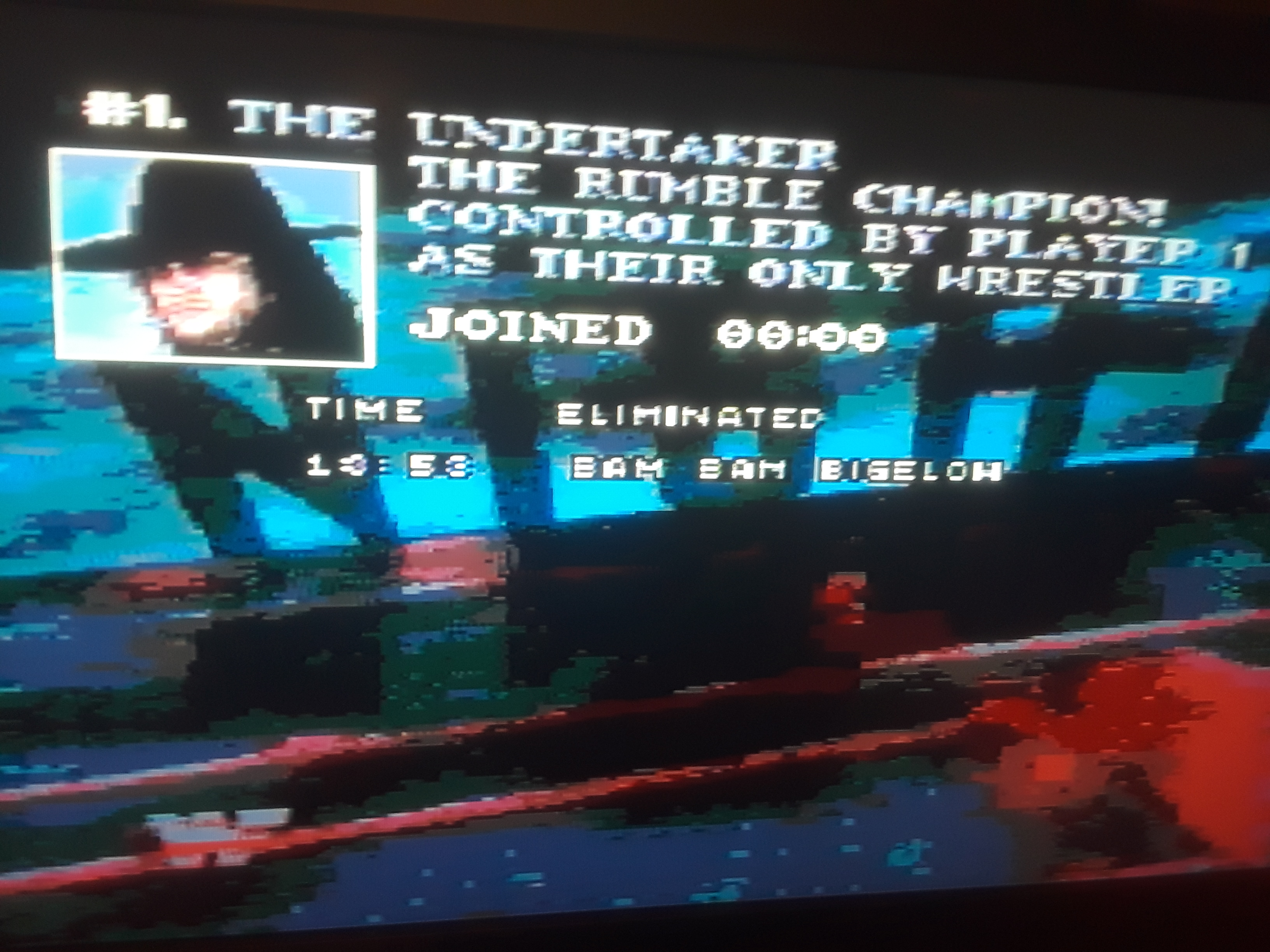 JML101582: WWF Raw [Royal Rumble] [Most Eliminations] (Sega Genesis / MegaDrive Emulated) 1 points on 2019-03-22 20:27:22