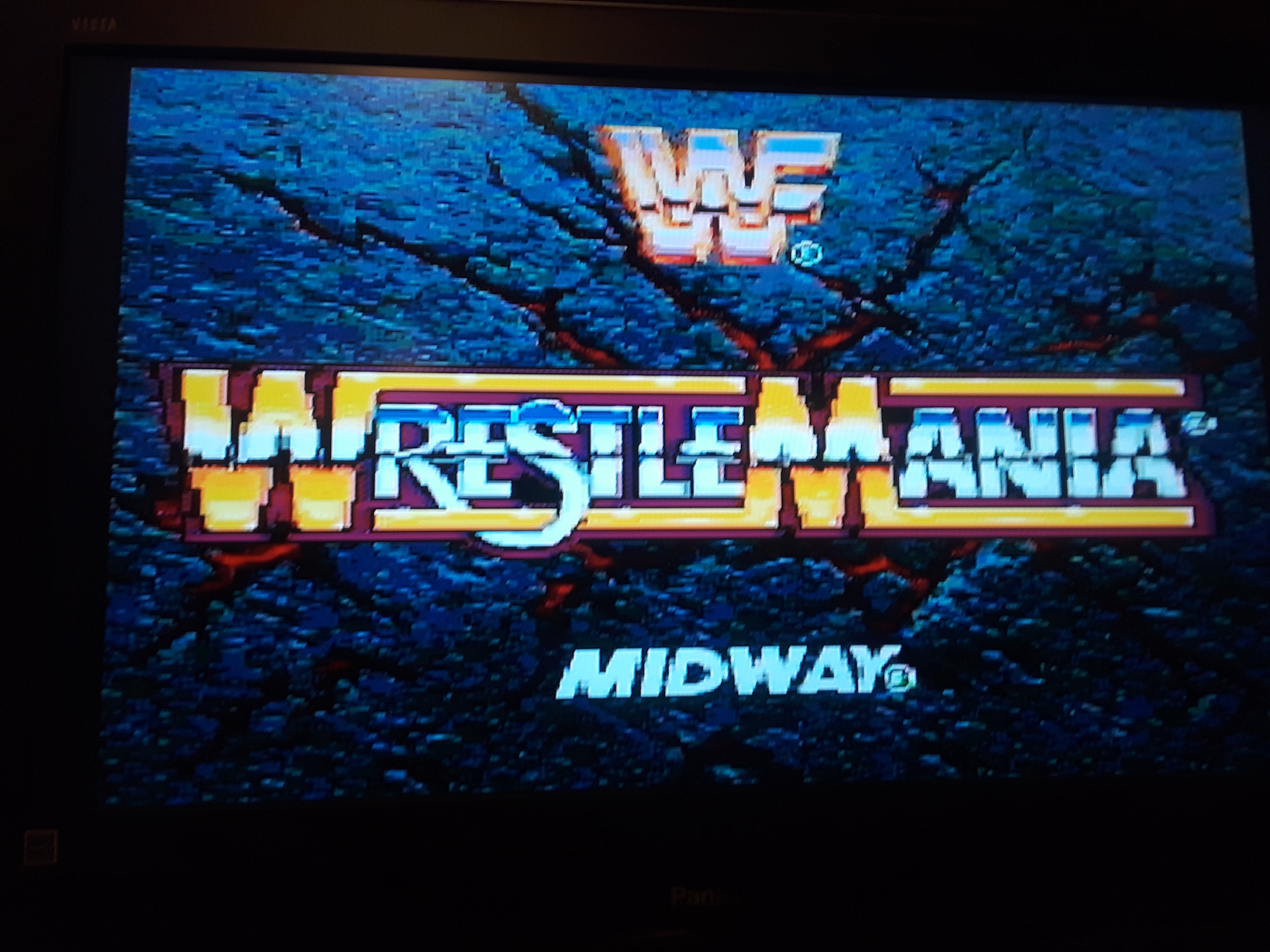 WWF WrestleMania: The Arcade Game [Win Streak] 1 points