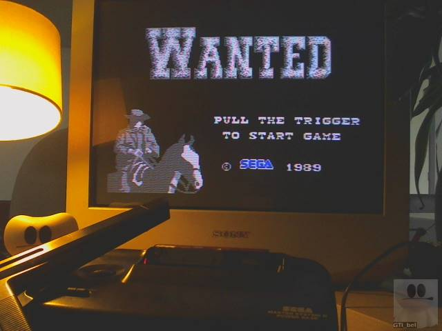 GTibel: Wanted (Sega Master System) 50,700 points on 2019-09-26 10:30:18