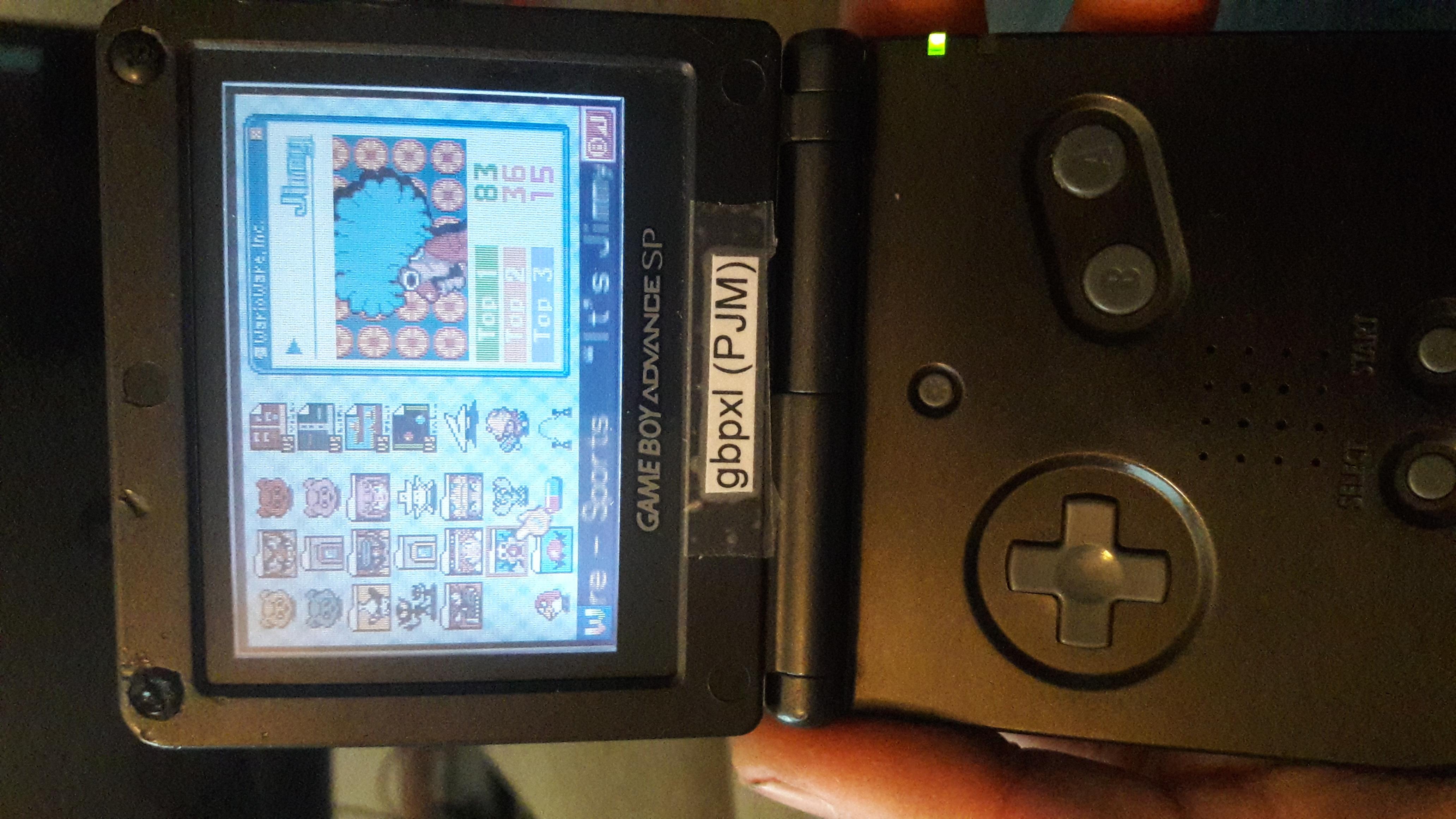 WarioWare, Inc.: Mega Microgame$!: Jimmy 83 points