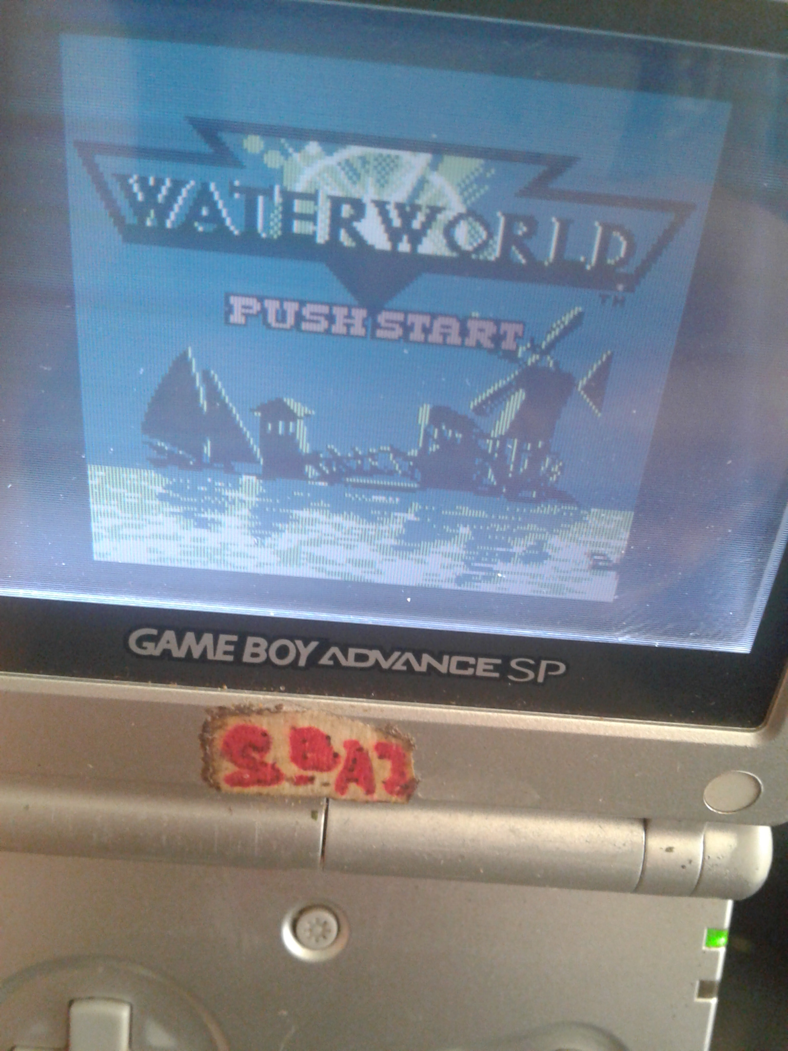Waterworld 4,600 points