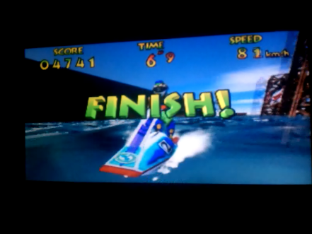 S.BAZ: Wave Race: Port Blue [Stunt Mode] (N64) 4,741 points on 2016-04-19 10:52:47
