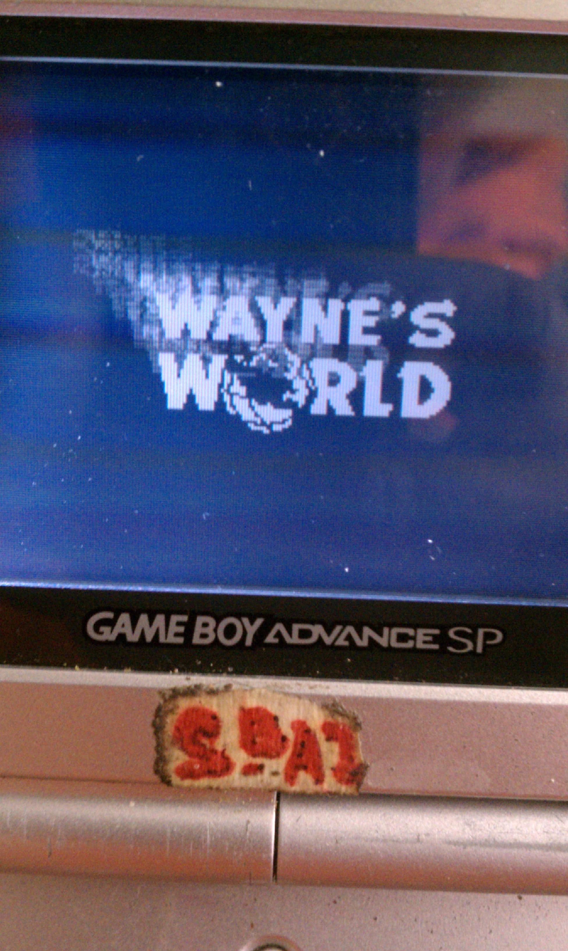 S.BAZ: Wayne