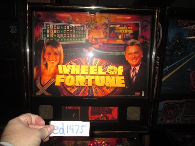 ed1475: Wheel Of Fortune [Stern] (Pinball: 3 Balls) 1,483,640 points on 2017-02-05 16:56:46
