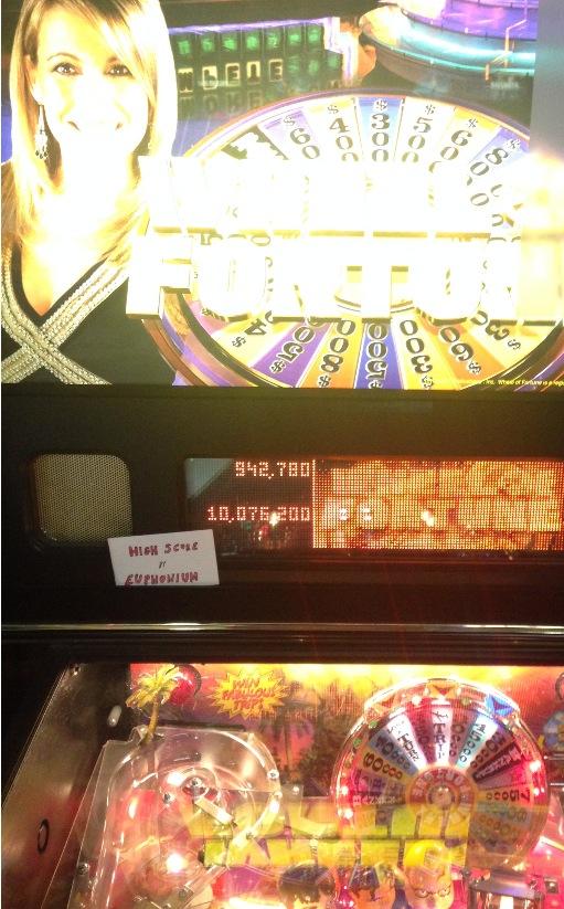 euphonium: Wheel Of Fortune [Stern] (Pinball: 3 Balls) 10,076,200 points on 2017-02-23 00:05:11