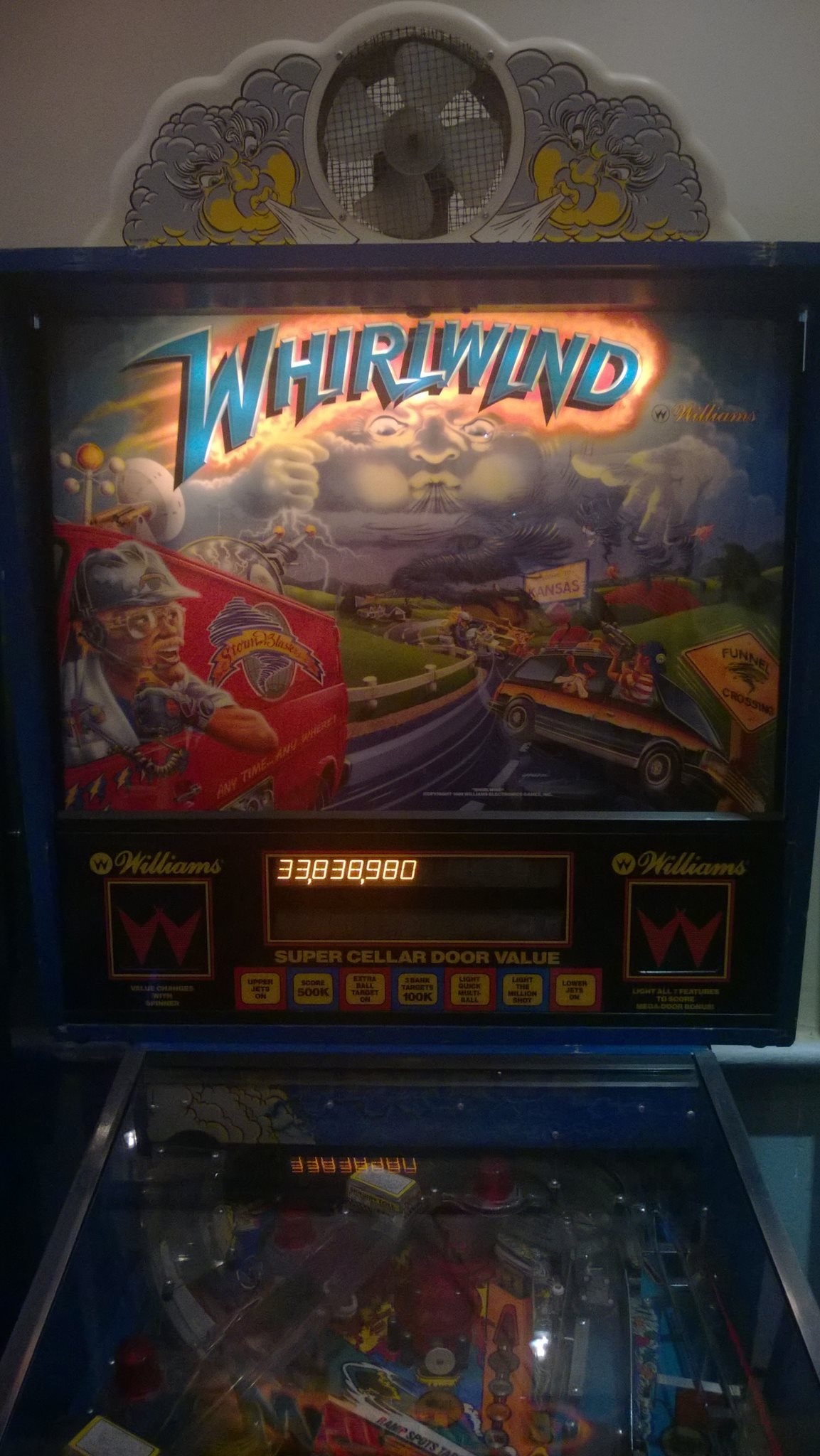keilbaca: Whirlwind (Pinball: 3 Balls) 33,838,980 points on 2017-03-02 02:23:15