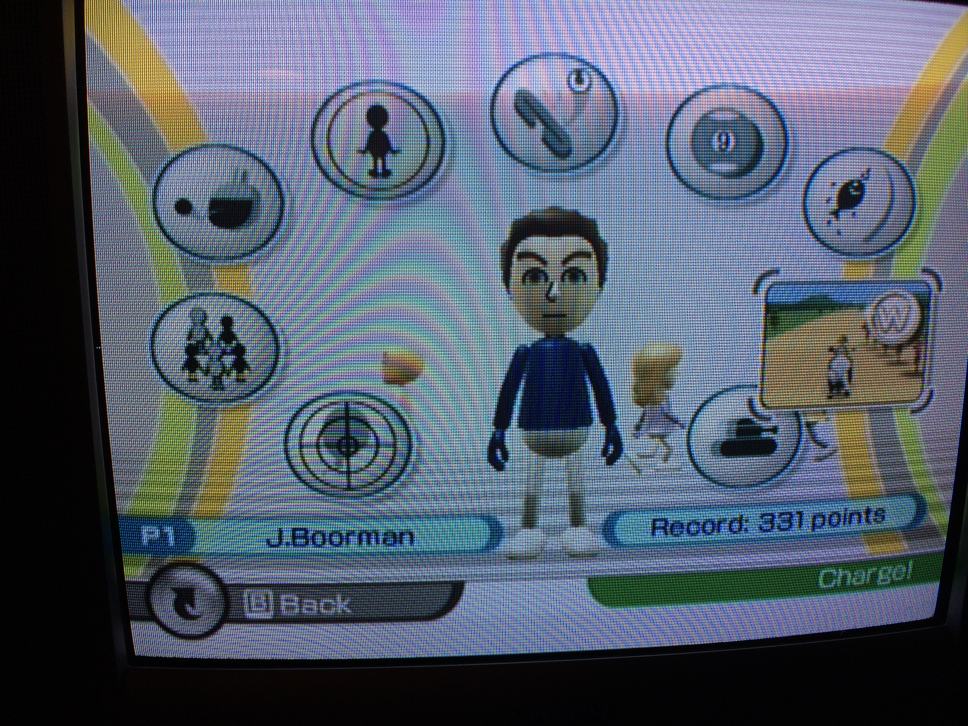 Wii Play: Charge! 331 points