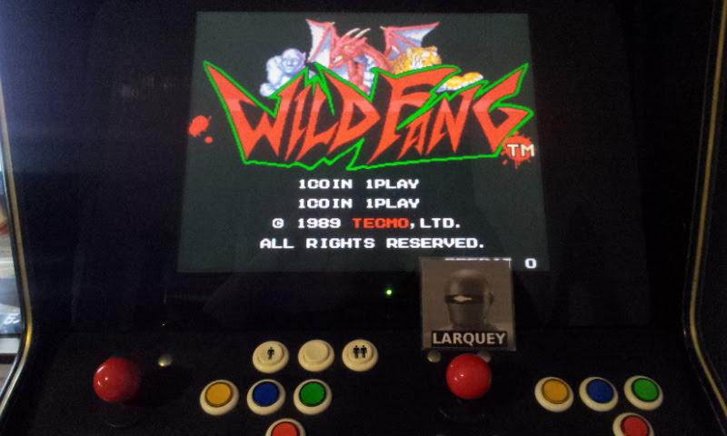 Larquey: Wild Fang (Jamma Pandora