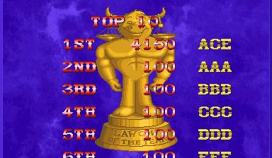 Dumple: Wild West C.O.W.-Boys of Moo Mesa [moomesa] (Arcade Emulated / M.A.M.E.) 4,150 points on 2017-01-28 21:45:11