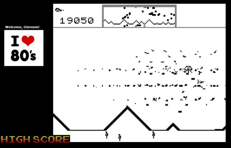 Giorvam: Williams Arcade Classics: Defender (Game.com Emulated) 19,050 points on 2017-01-07 10:42:22
