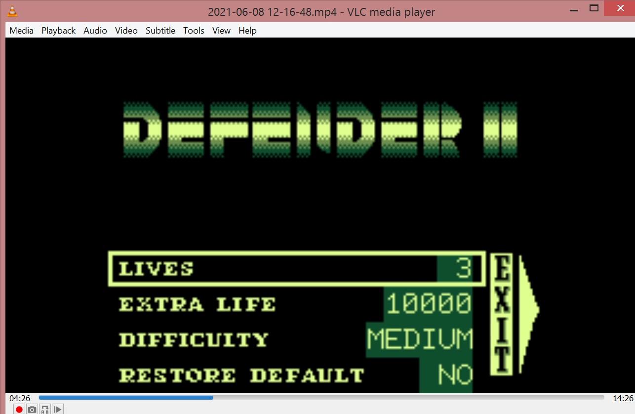 LuigiRuffolo: Williams Arcade Classics: Defender II (Game.com Emulated) 92,400 points on 2021-06-08 06:19:59