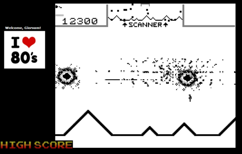 Giorvam: Williams Arcade Classics: Defender II (Game.com Emulated) 12,300 points on 2017-01-07 10:44:16