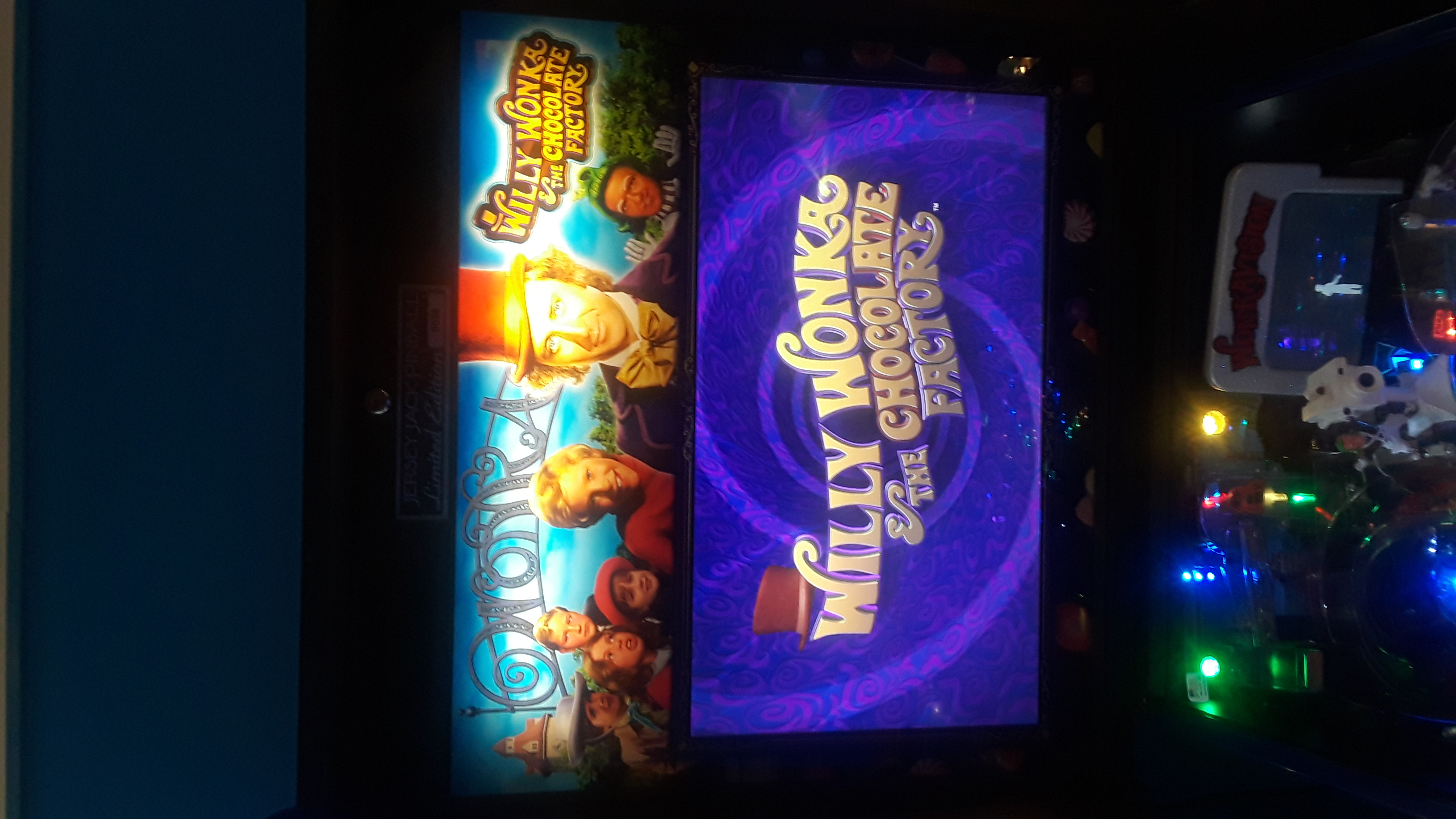 JML101582: Willy Wonka And The Chocolate Factory [LE] (Pinball: 3 Balls) 20,550 points on 2019-11-24 16:53:09