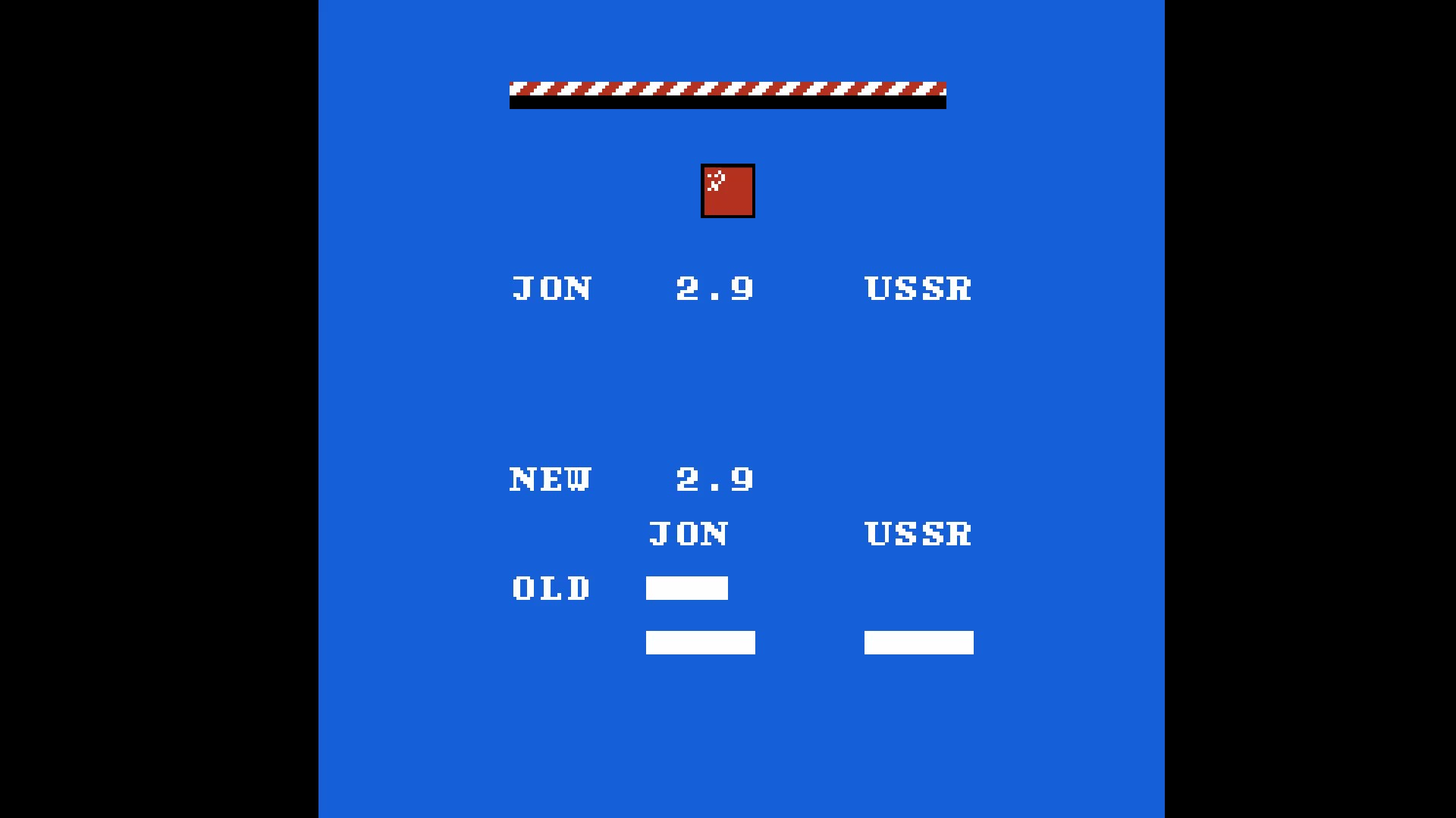 AkinNahtanoj: Winter Games: Hot Dog Aerials (NES/Famicom Emulated) 29 points on 2020-09-25 06:35:15