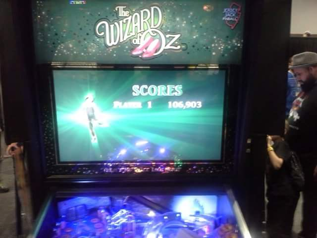 Wizard of Oz 106,903 points