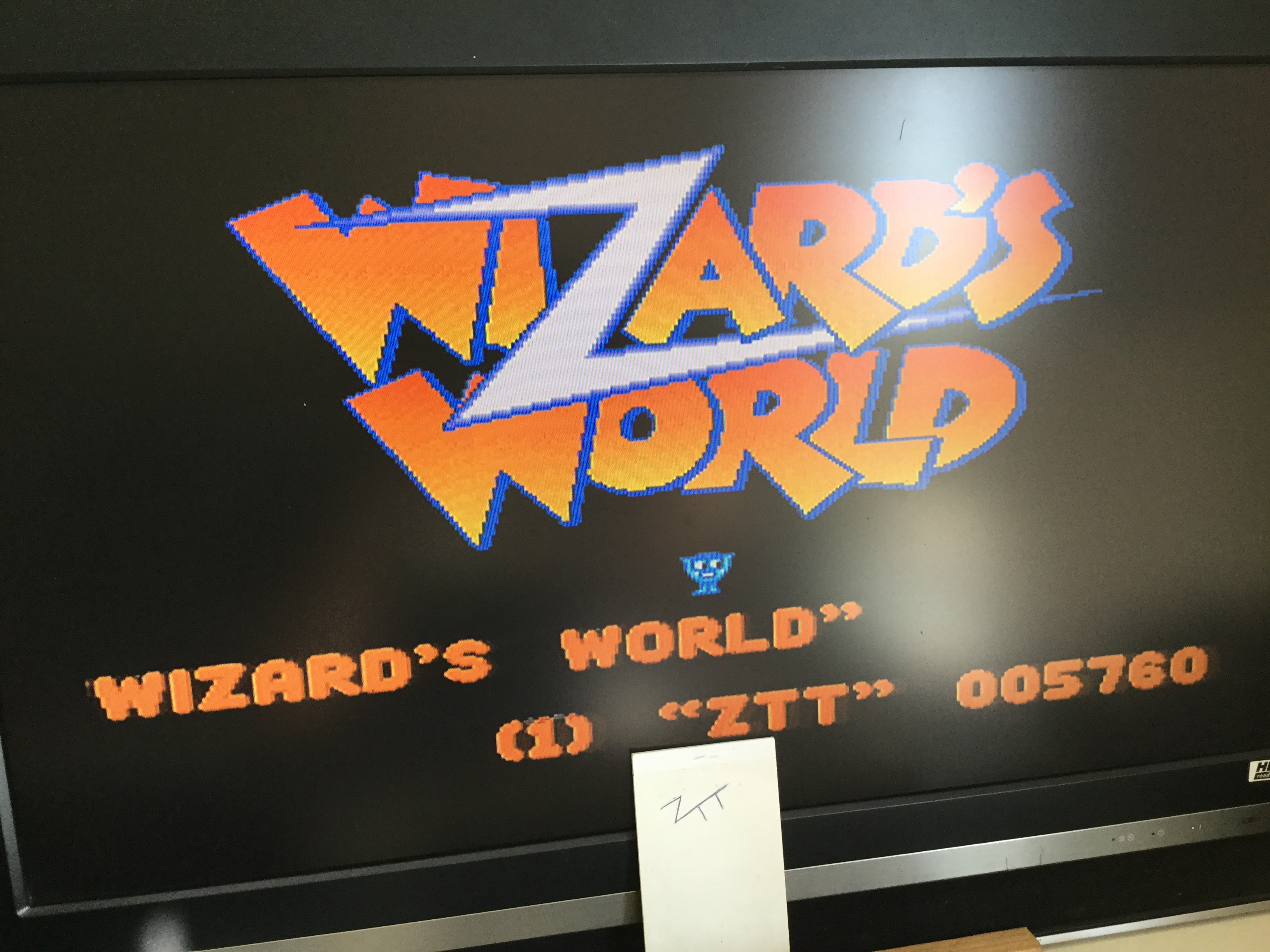 Frankie: Wizard's World (Amiga) 5,760 points on 2019-04-16 03:31:55