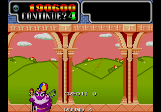Wonder Boy 3 190,600 points