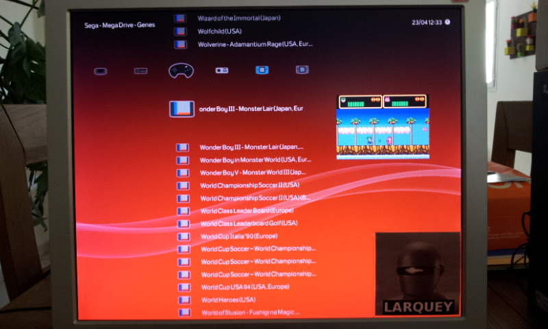 Larquey: Wonder Boy III : Monter Lair [Average] (Sega Genesis / MegaDrive Emulated) 86,720 points on 2017-04-23 07:59:28