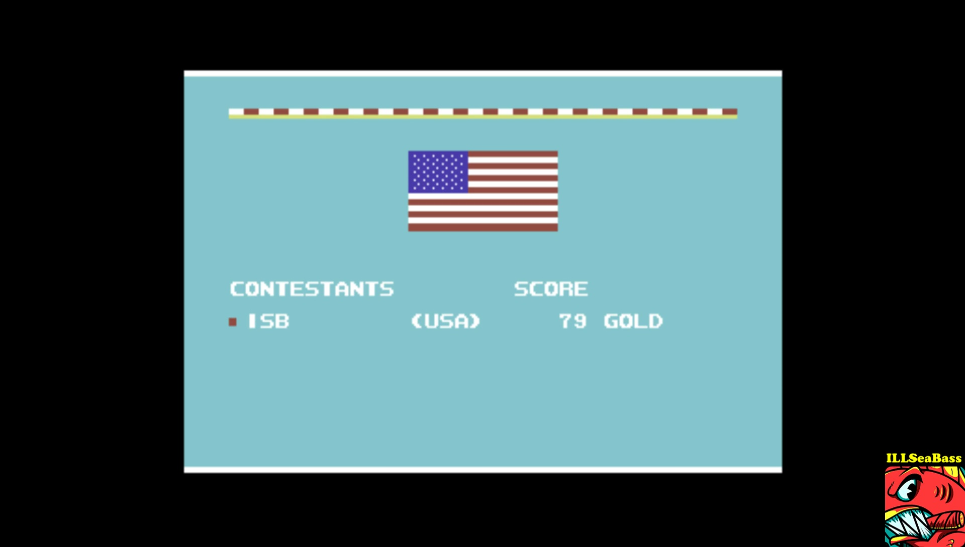 World Games [Cliff Diving] 79 points