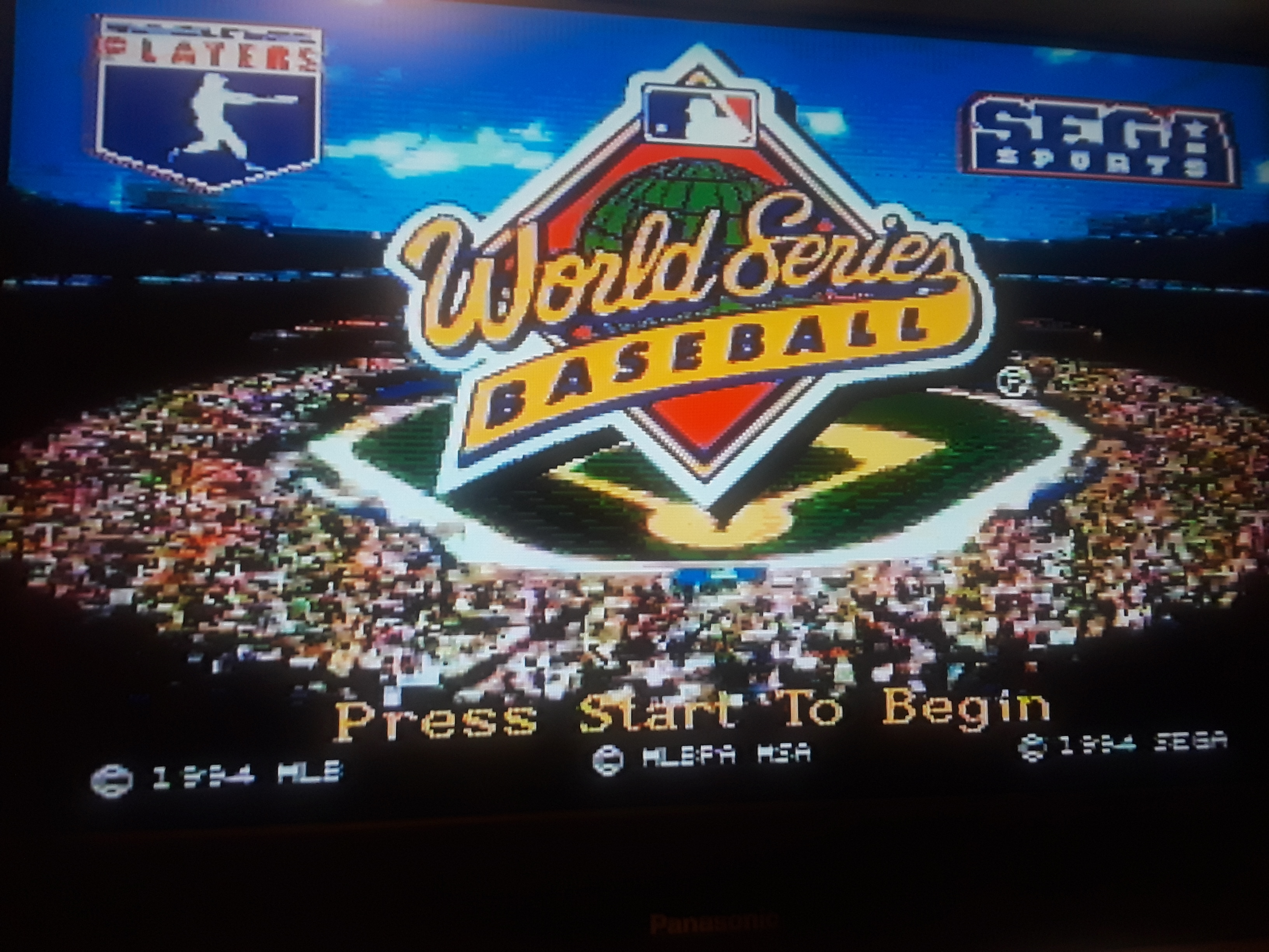 World Series Baseball: Home Run Derby [Longest Home Run in Feet] 489 points