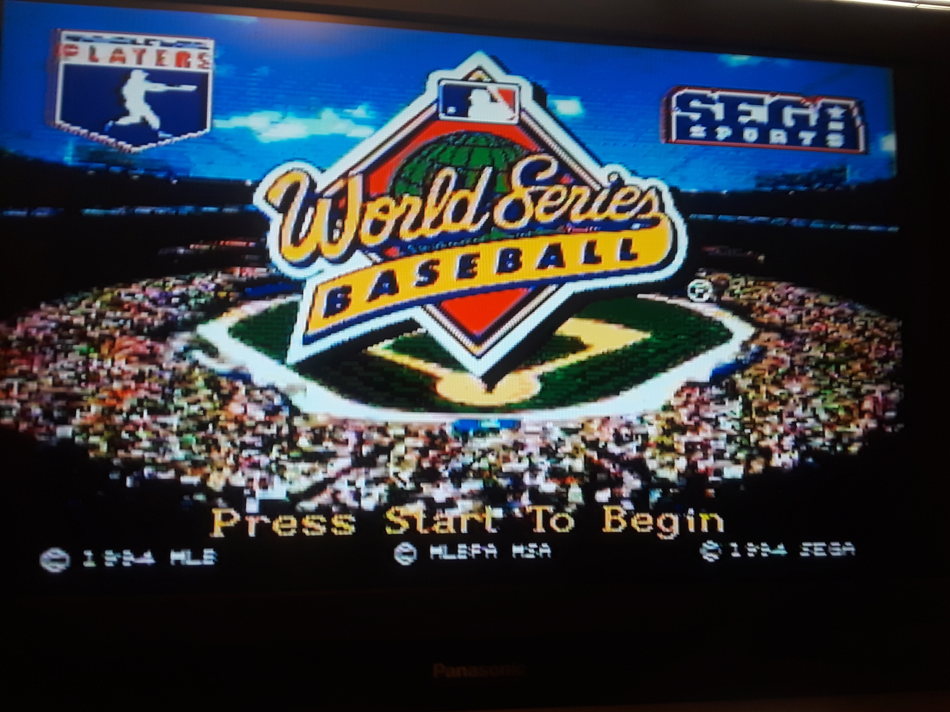 World Series Baseball: Home Run Derby 2 points