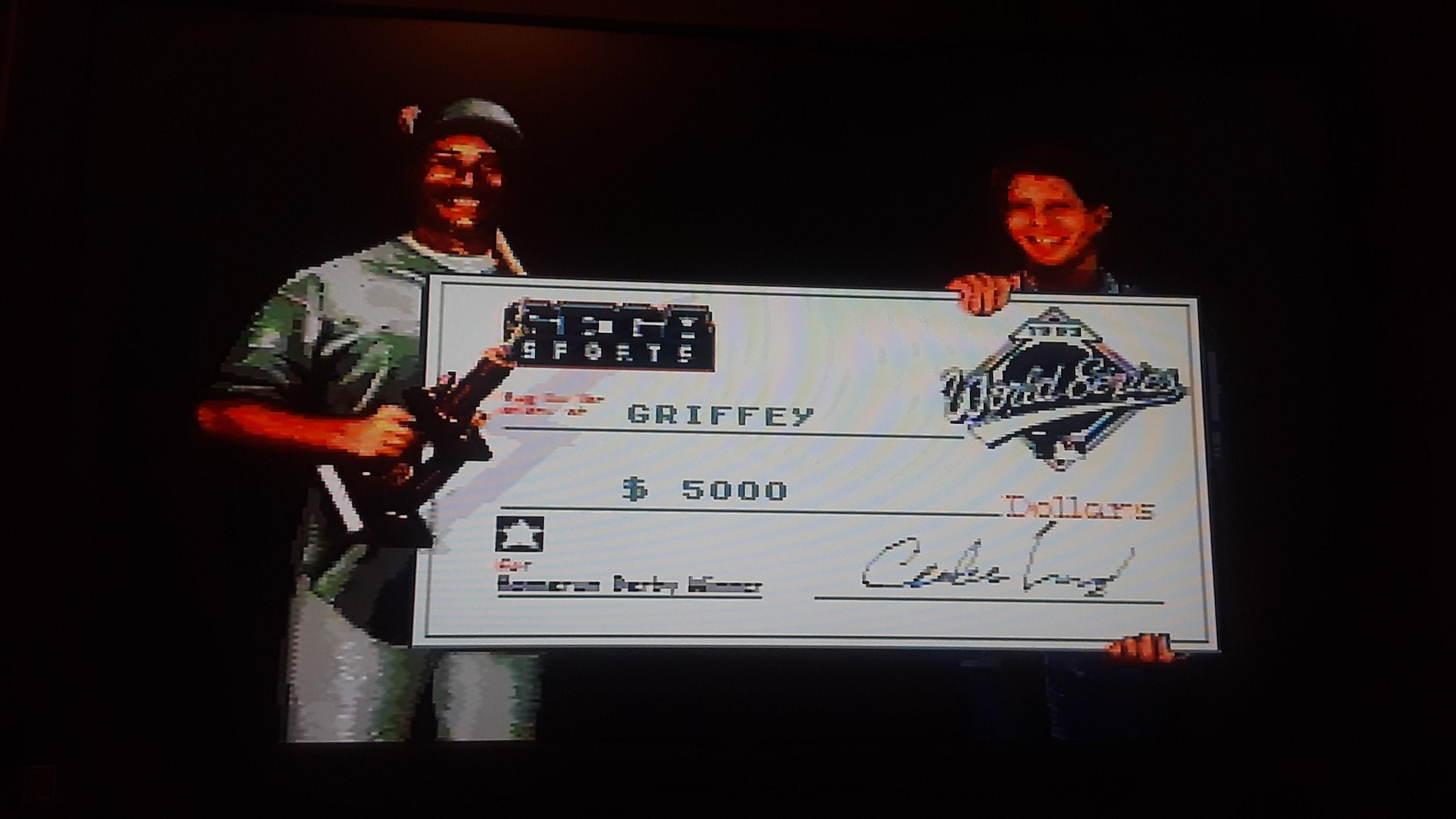 JML101582: World Series Baseball: Home Run Derby (Sega Genesis / MegaDrive Emulated) 5 points on 2019-11-16 23:36:25