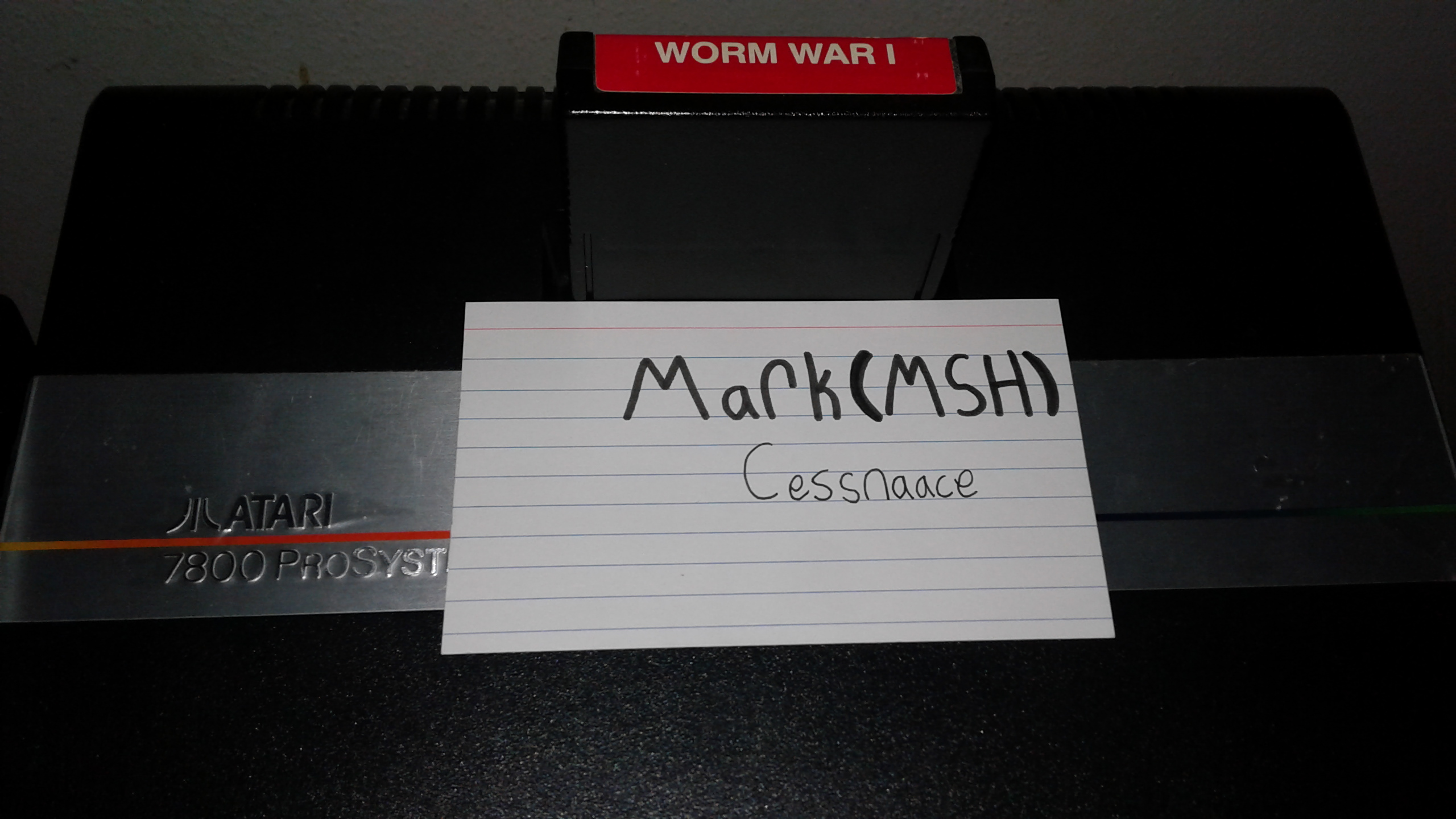Mark: Worm War I: Game 1AB (Atari 2600) 254,395 points on 2019-03-31 02:00:59