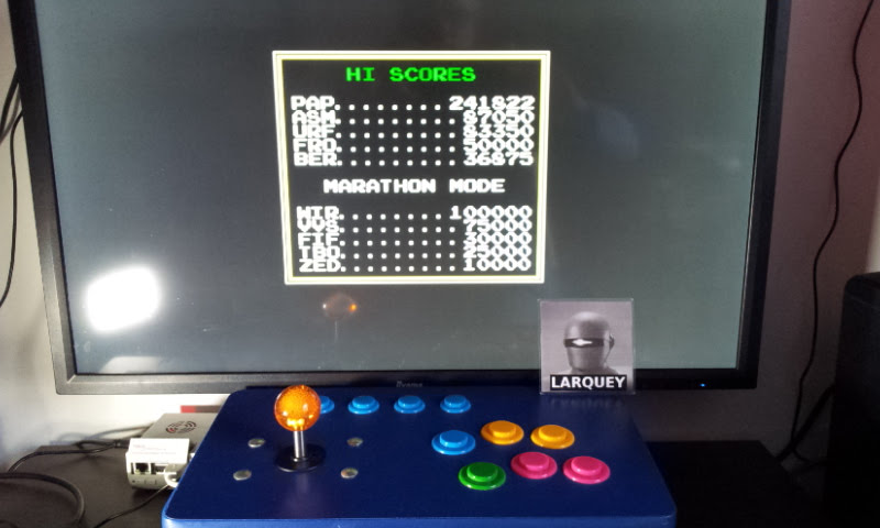 Larquey: Wreck It Ralph: Fix-It Felix, Jr. (Sega Genesis / MegaDrive Emulated) 36,875 points on 2018-05-08 15:07:40