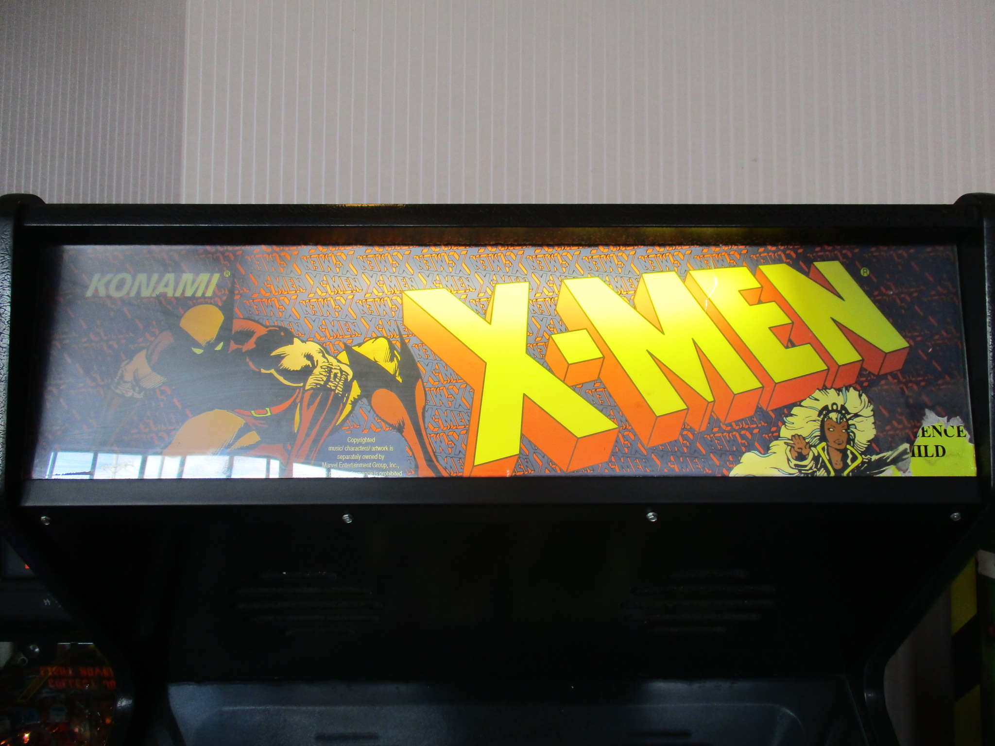 ed1475: X-Men (Arcade) 32 points on 2016-02-12 11:56:28