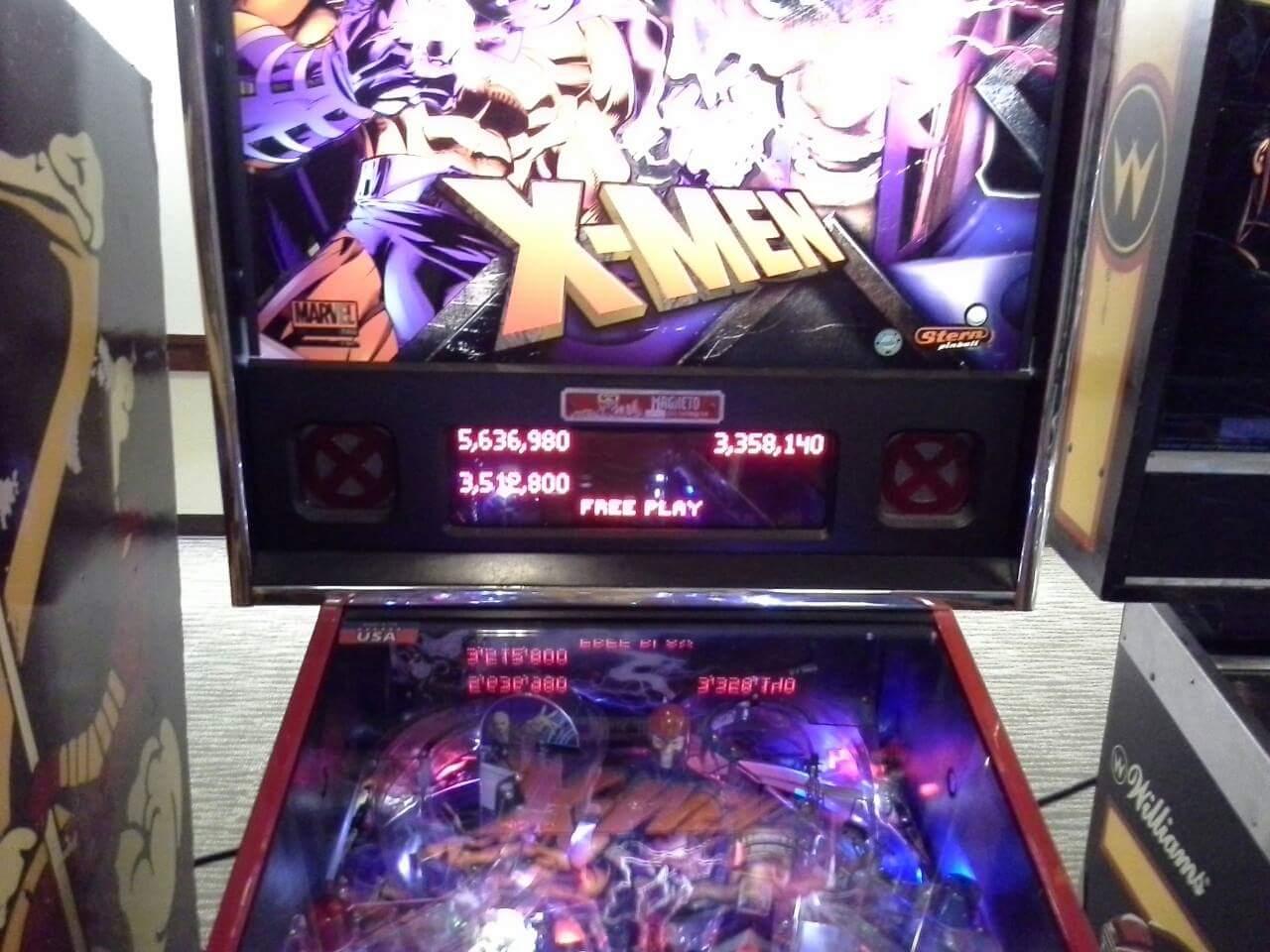 X-Men Magneto LE 5,636,980 points