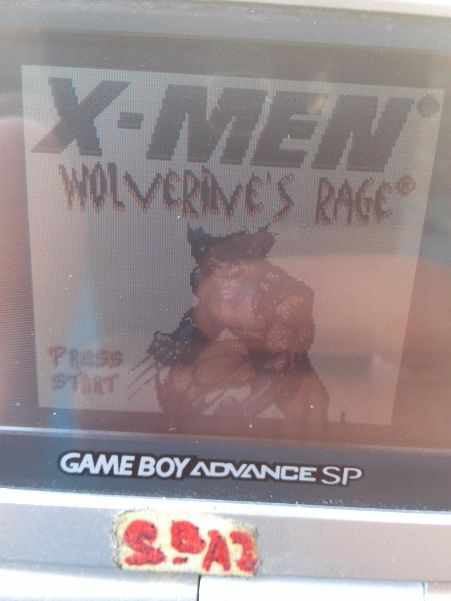 S.BAZ: X-Men: Wolverine