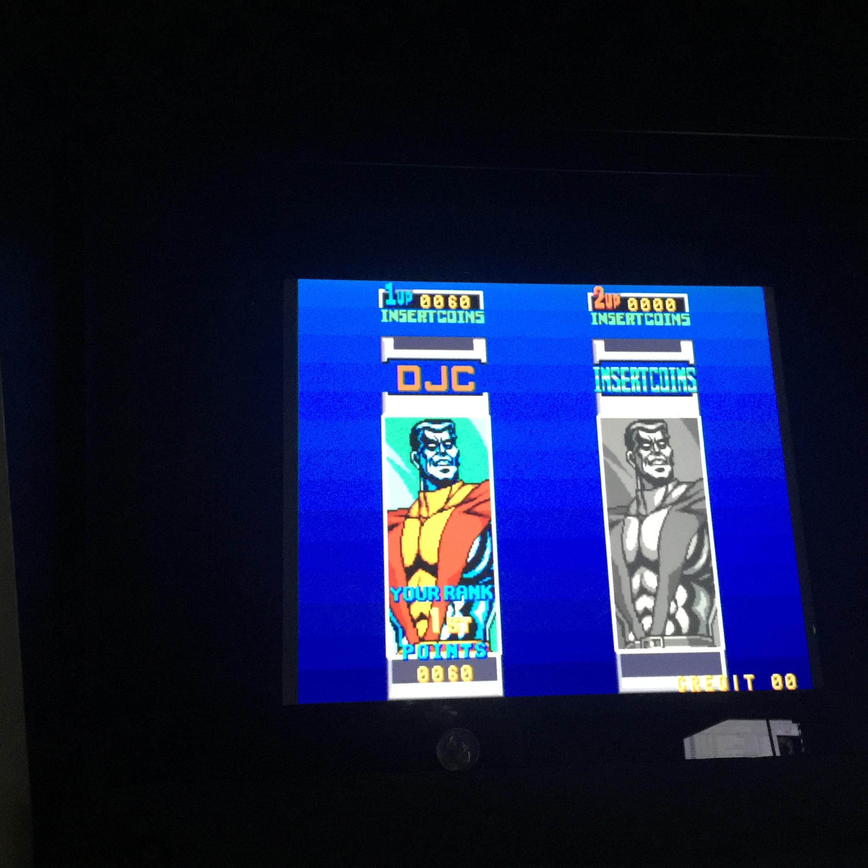 derek: X-men (Jamma Pandora