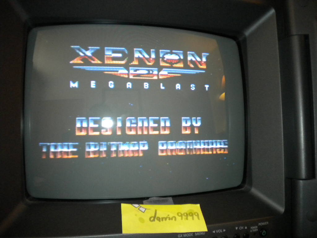 Xenon 2: Megablast 13,040 points