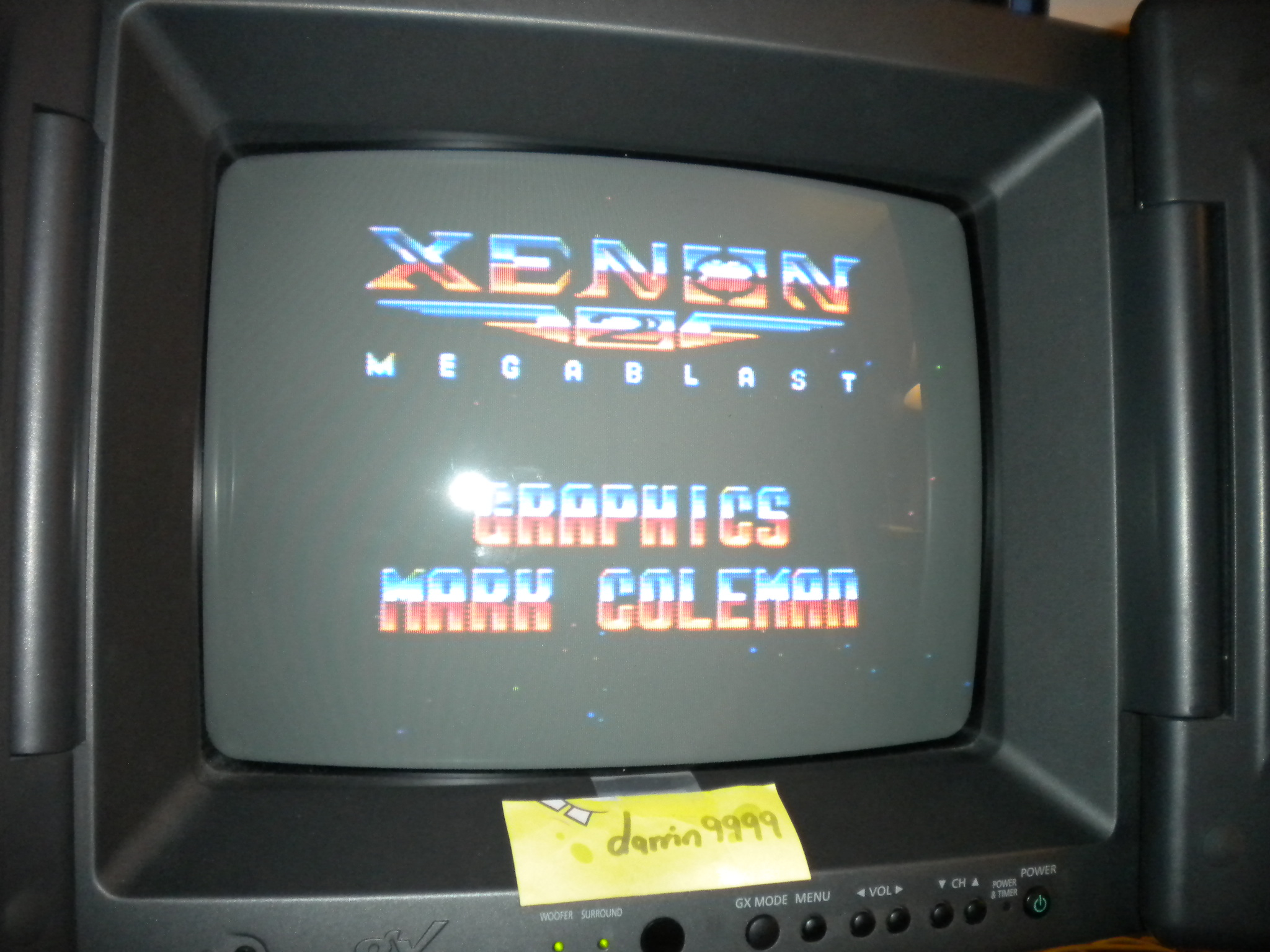 darrin9999: Xenon 2: Megablast (Atari Jaguar) 42,820 points on 2019-03-03 11:17:01