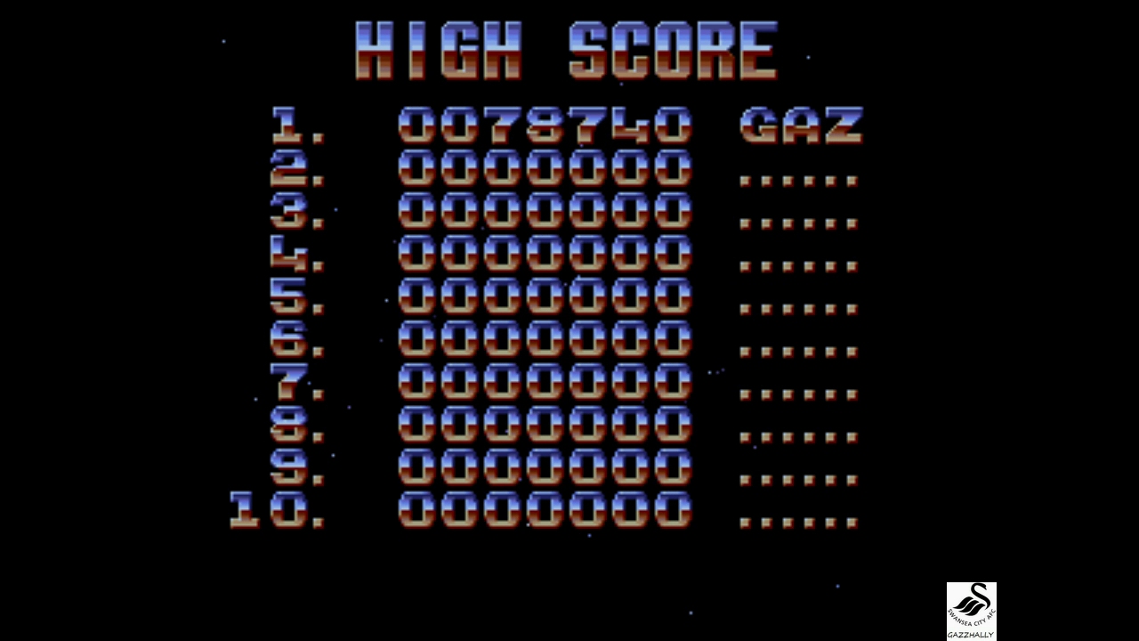 gazzhally: Xenon 2: Megablast [Easy Mode] (Sega Genesis / MegaDrive Emulated) 78,740 points on 2017-07-22 09:25:22