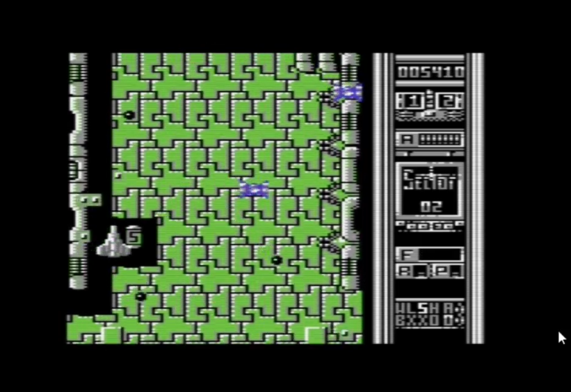 kernzy: Xenon (Commodore 64 Emulated) 5,410 points on 2016-06-17 15:09:32