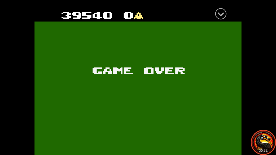 omargeddon: Xevious: Advanced (Atari 7800 Emulated) 39,540 points on 2020-09-10 18:13:00